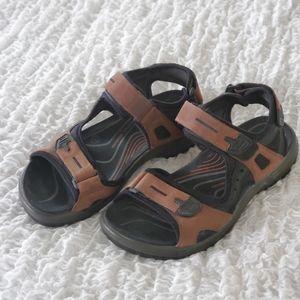 Ecco mens sandals size 40